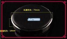 Frete Grátis 1 pcs Grande Assista Repair Tool 70mm Pocketwatch Reparos Caso Almofada Caixa de Vidro Titular