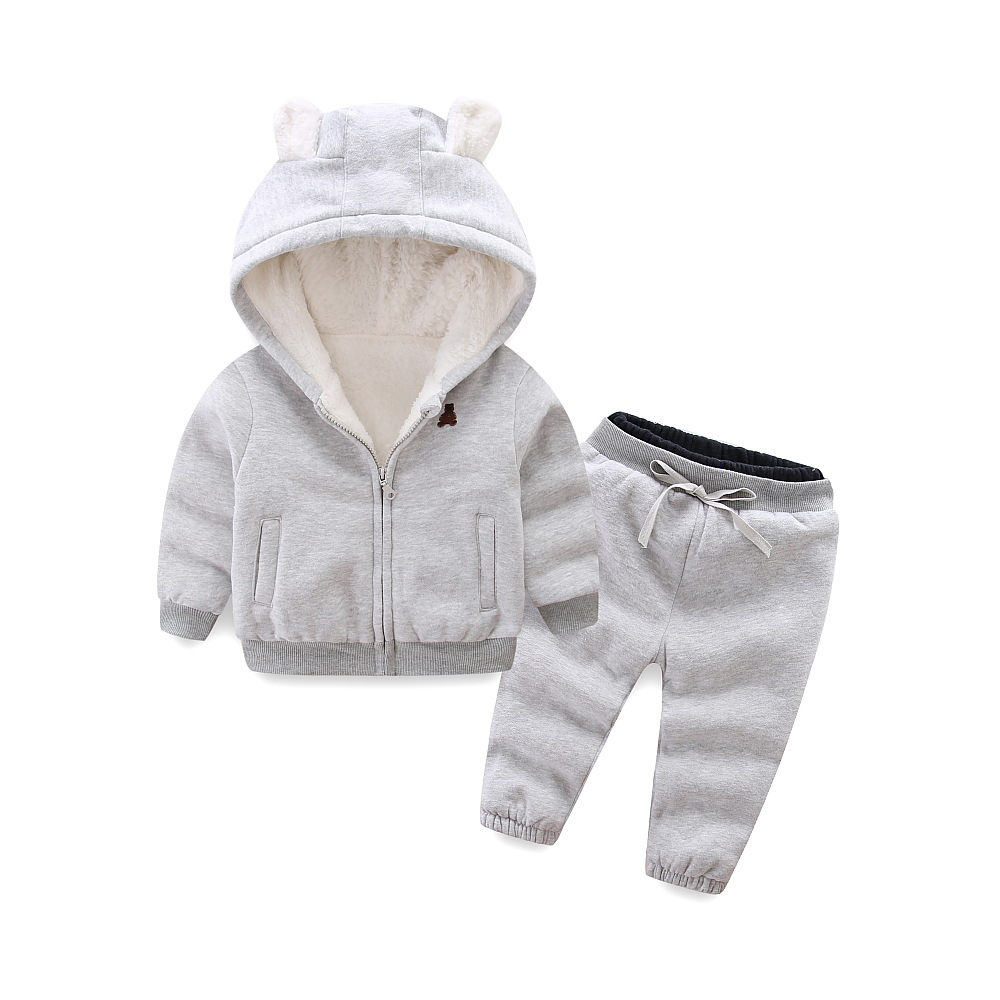 02339d0a7 BibiCola kids girls clothes sets spring winter baby girl cotton ...