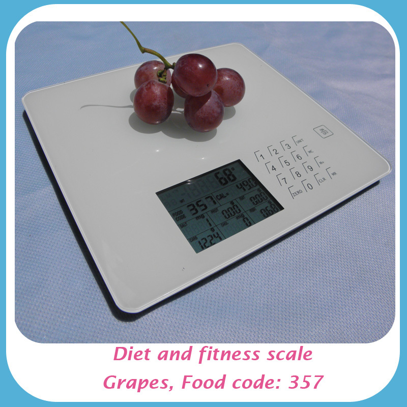 Digital Nutritional Kitchen Food Scale For Values With 5000g Capacity In Bathroom Scales From Home Garden On Aliexpress Alibaba Group