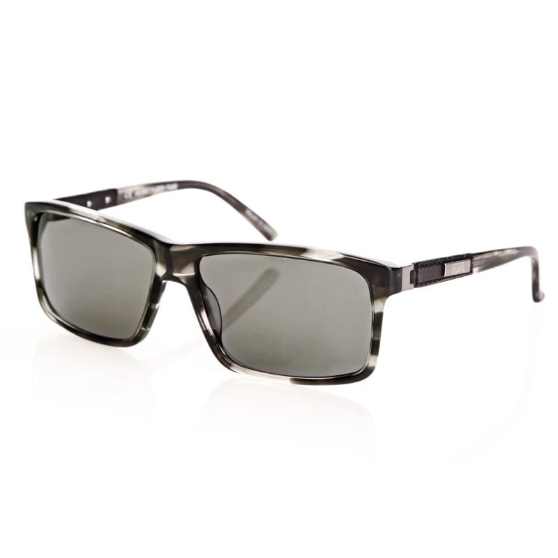 c6fa79fe4edcb7 2018 lunettes de Soleil Femmes Marque Designer Lunettes de Soleil Steampunk  Style Carré Cadre Oculos Dames Lunettes Avec Polaroid Lentille MK0227