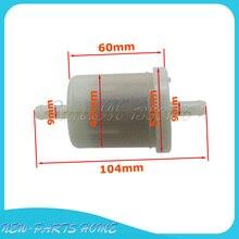 Топливный фильтр для KUBOTA 12581-43012; Подходящие модели BX 22D 23D 24D 25 1870 1860 1850D 1830D, 1800D 1500D 2200D 2230D 2350D 2360 2370