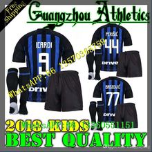 80e288eb2 18 19 INTER soccer jerseys HOME AWAY MAN ADULT ICARDI Inter Milan maillot  Nainggolan jersey shirt