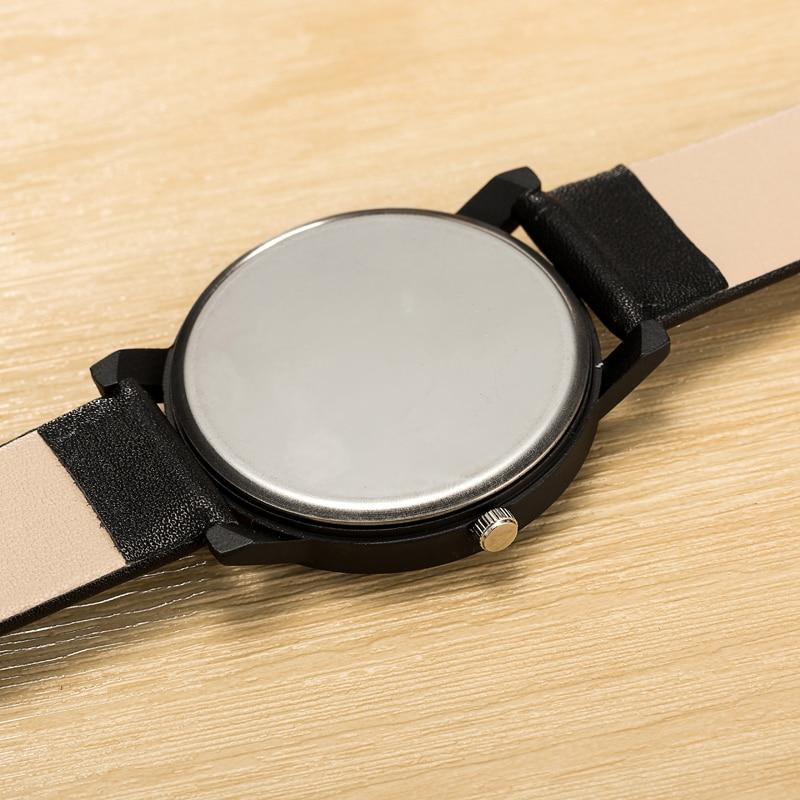 2017 BGG creatief ontwerp horloge camera concept korte eenvoudige - Dameshorloges - Foto 6