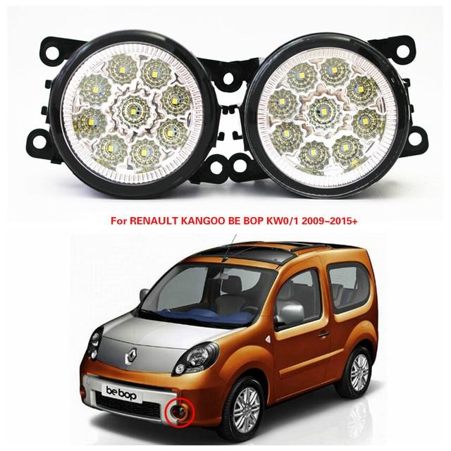 For Renault Kangoo Be Bop Kw01 2009 2015 Car Styling Led Highlight