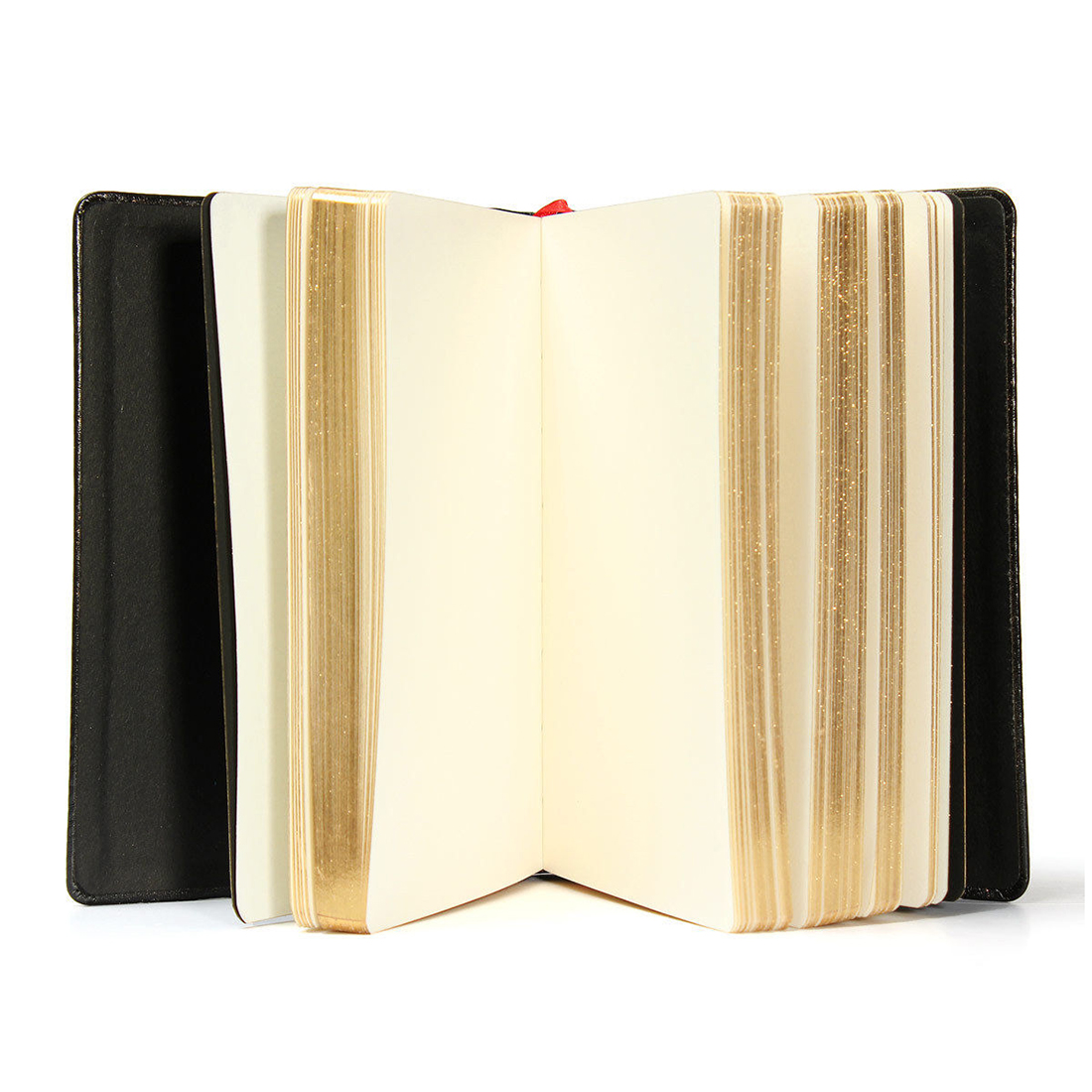 Affordable Book From Bloc Notes Memo Paper Notebook Agenda Black PU Leather Journal