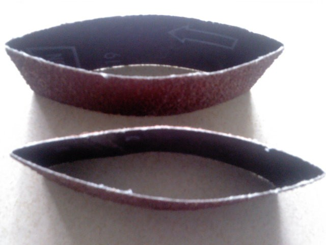 10 Pieces Of  65*50mm  Polishing Belt Abrasive Belts For Drum Wheel