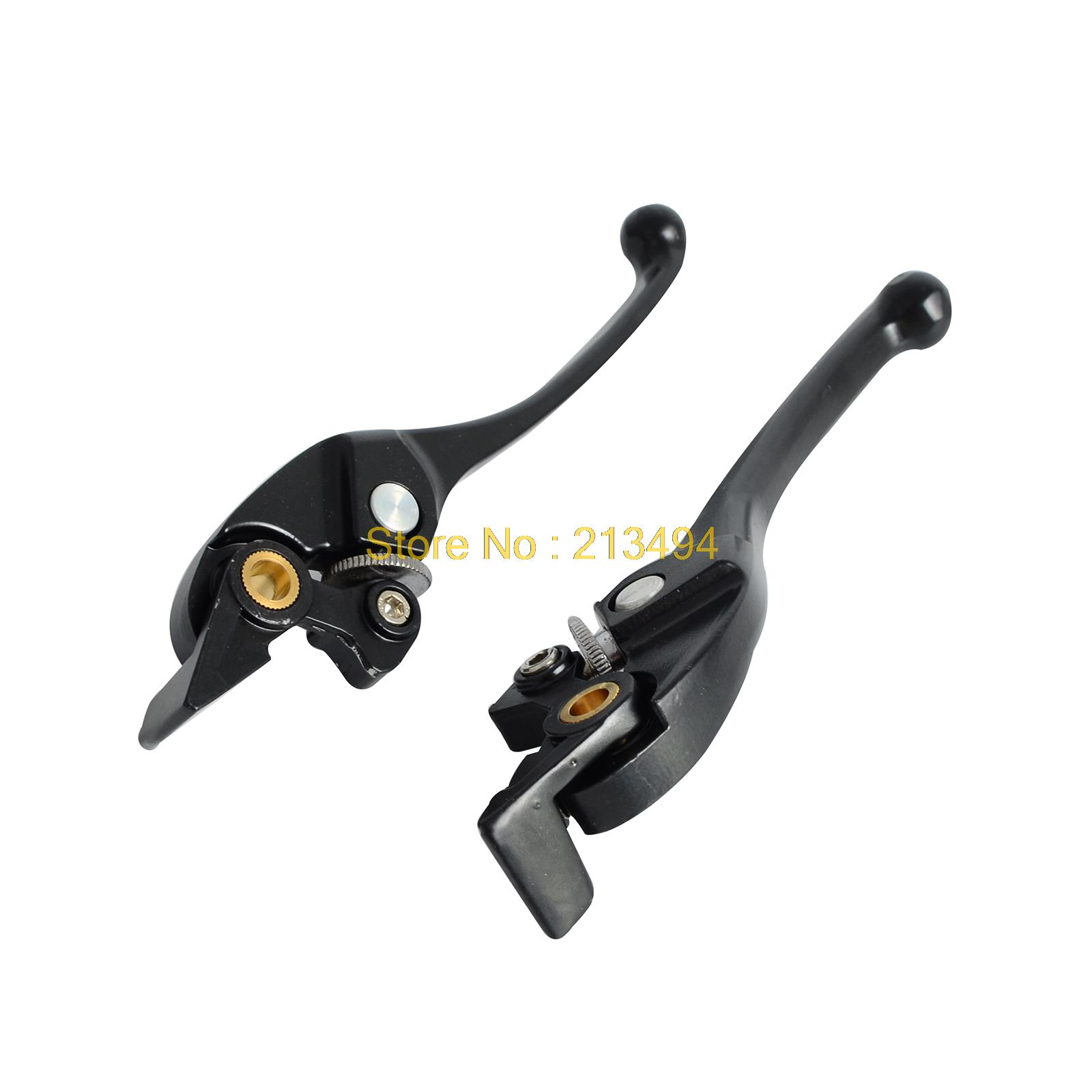 ФОТО Hydraulic Clutch Brake Levers For Suzuki  Marauder 1600 800 Yamaha Road Star Road King 1600 1700
