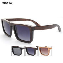 (20pcs/lot) Wholesale Real Wooden Sunglasses Polarized