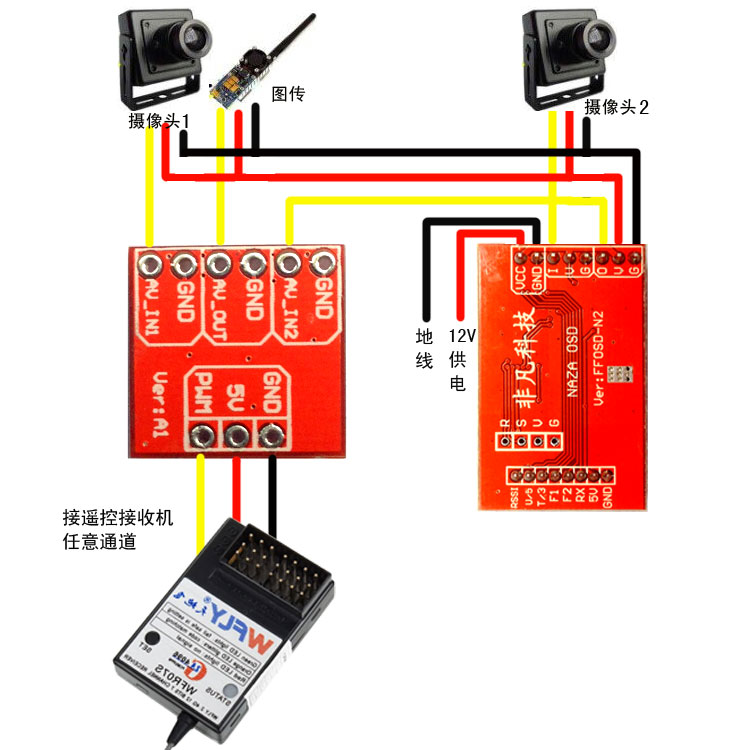 mini 2 ways video switcher module 2 channels video switch unit for Ford F-150 Wiring Diagram mini 2 ways video switcher module 2 channels video switch unit for fpv rc airplane helicopter in parts \u0026 accessories from toys \u0026 hobbies on aliexpress com