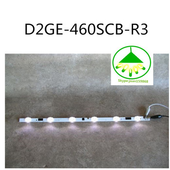 (New Kit)16pcs/set LED backlight strip for Samsung TV UE46F5000AWXZG UE46F6400AW 2013SVS46F R6 L9 D2GE-460SCA-R3 D2GE-460SCB-R3