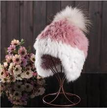 Invierno sombrero femenino de Corea marea lindo encaje tejer gorro de lana  Otoño e Invierno sombrero 24d332dad7d