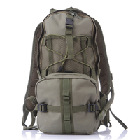 3L Multifunctional camping riding bag Water Bag, Molle Military Tactical Hydration Backpack, Nylon Water Bag For Cycling