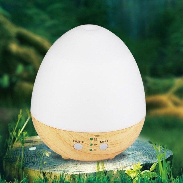 Home Car Ultrasonic Air Humidifier Egg Shape USB Air Purifier Atomization Machine Mist Maker Fogger Mini Humidifier Humidifiers