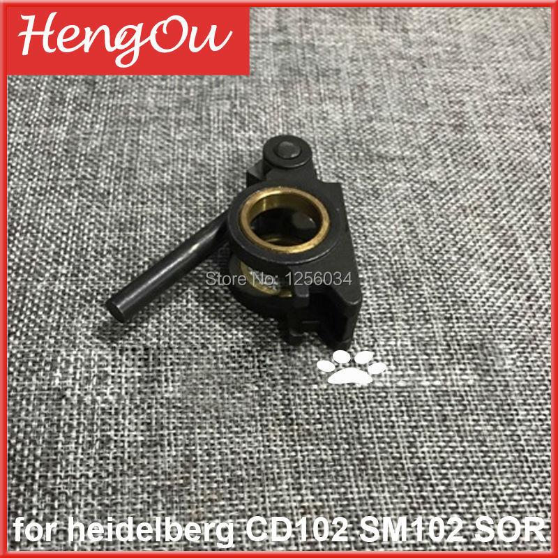 1 piece gripper for heidelberg CD102 SM102 SOR machine, printing parts gripper seat 1 piece water sensor for heidelberg sm102 cd102 machine
