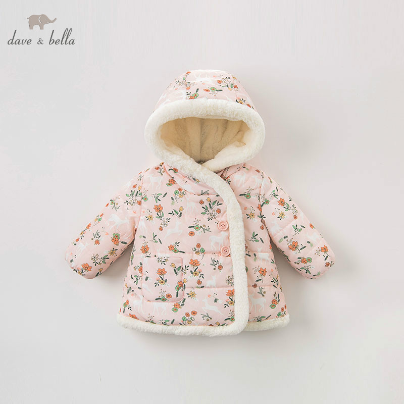 3666c7d48441 Aliexpress.com   Buy DB5605 dave bella winter infant baby girl ...
