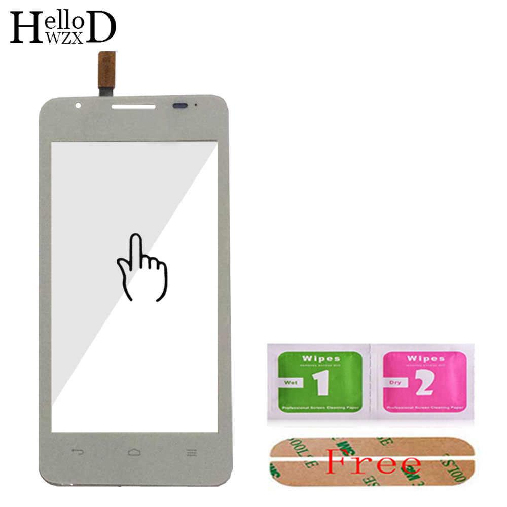Touchscreen Front Für Huawei Ascend G510 G520 G525 U8951 T8951 Objektiv Sensor Für Huawei G510 Touch Glas Digitizer Panle klebstoff