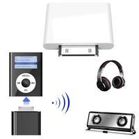 Беспроводной bluetooth-передатчик HiFi аудио ключ доступа адаптер для iPod Классический/сенсорный беспроводной bluetooth-передатчик