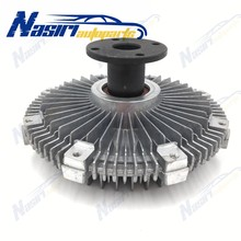 New Engine Cooling Fan Clutch Coupler For MITSUBISHI 4D56 Engine L200 2.5 DI-D 4WD KB4T 1320A009(China)