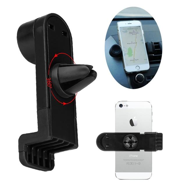 360 Degree Portable Car Air Vent Holder for UHANS U100, U200, A101, S1 Phone Car Trestle