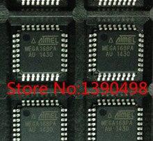 무료 배송 ATMEGA168PA AU ATMEGA168PA ATMEGA168 MEGA168PA AU 100 개/몫 QFP IC
