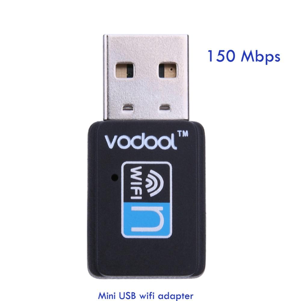 Mini USB WIFI 150M Wifi Adapter 802.11n/g/b Wi Fi Antenna 150Mbps Wireless LAN Network Card External USB wifi for Desktop