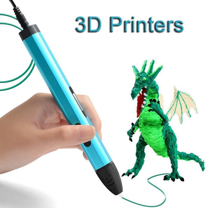Generation Of High And Low Temperature Dual Use 3D Printing Pen Childrens Stereo Painting Pen USB Interface Painting SuppliesGeneration Of High And Low Temperature Dual Use 3D Printing Pen Childrens Stereo Painting Pen USB Interface Painting Supplies