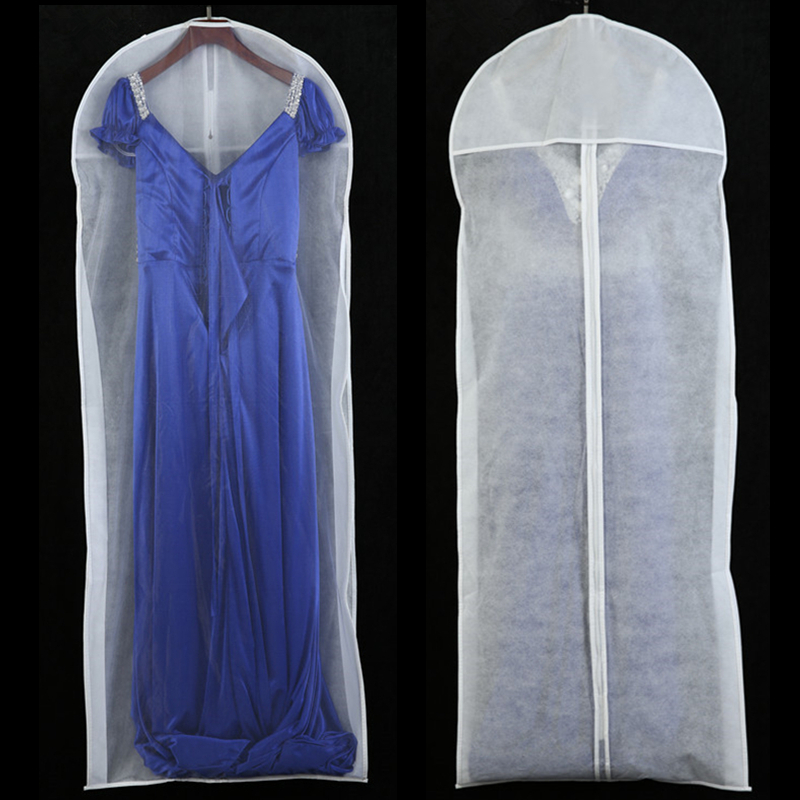 New-150cm-180cm-For-Bridal-Dress-Dust-Cover-Cap-Dust-Cover-Bag-Dust-Storage-For-Clothing
