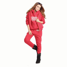Casual 3 Piece Set Tracksuit Women Clothes Winter Ladies Thicken Sweat Suits Ropa Deportiva Mujer Conjunto Moleton Feminino 6XL