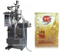 Stainless Steel Nuts Peanut Sesame Butter Tomato Paste Packing Machinery Chili Sauce Packaging Equipment Jam Filling цена