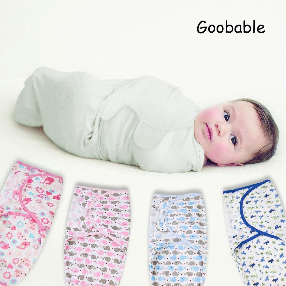 Pañal similar a swadleme verano algodón orgánico bebé recién nacido Delgado envolver sobre Swaddleme bolsa de dormir saco de dormir