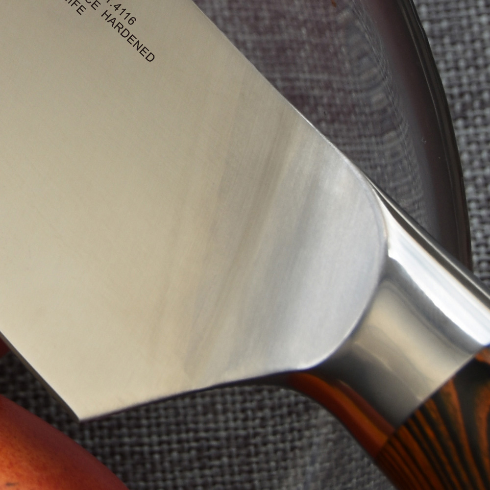 Professionel 8Inch (200mm) Kokke Kniv Japansk Stil Køkkenbestik - Køkken, spisestue og bar - Foto 5