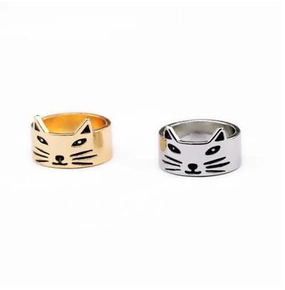 New Fashion Simple Retro Cute Rings For Women Jewelry Accessories Jewellery ABC