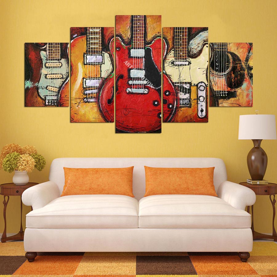 Aliexpress.com : Buy Canvas Painting Cuadros Home Decoration Wall ...