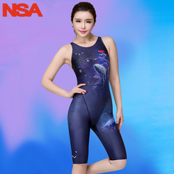 NSA гоночный Купальник для женщин, сдельный Купальник для девочек, купальный костюм для женщин, детский купальник для соревнований, женские к... 4