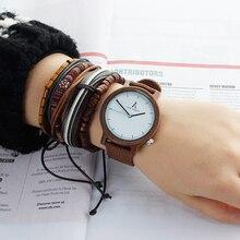ALK Vision Herren Holz Uhr Männlichen Holz Leinwand nylon strap einfache Sport quarz Armbanduhr Frauen damen Armbanduhr 2018