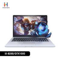 "MaiBenBen Damai 6S für Gaming Laptop i5-8250U + GTX1050 4G Grafikkarte/8G RAM/240 G SSD/Dos/15,6 ""ANZEIGEN HD Bildschirm Notebook"