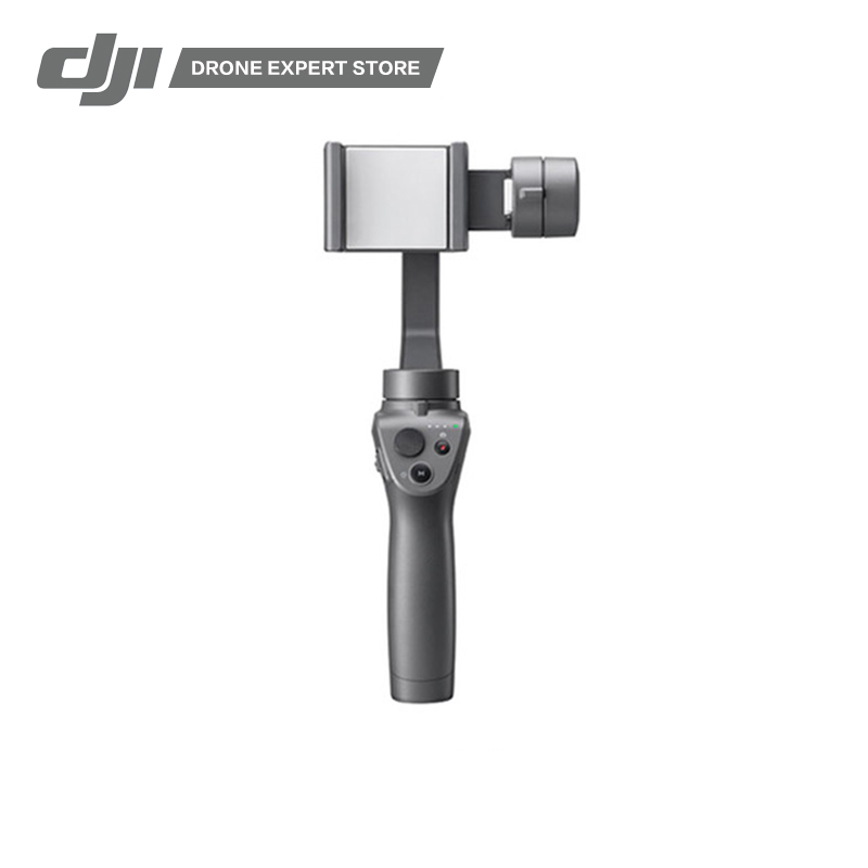 DJI Gimbal Osmo Mobile 2 3-Axis Handheld Stabilizer for Smartphone iPhone Samsung Huawei Xiaomi LG Making Smooth Video health monitoring bluetooth sync children s adults smart watch phone for iphone samsung huawei lg htc xiaomi so on smartphone
