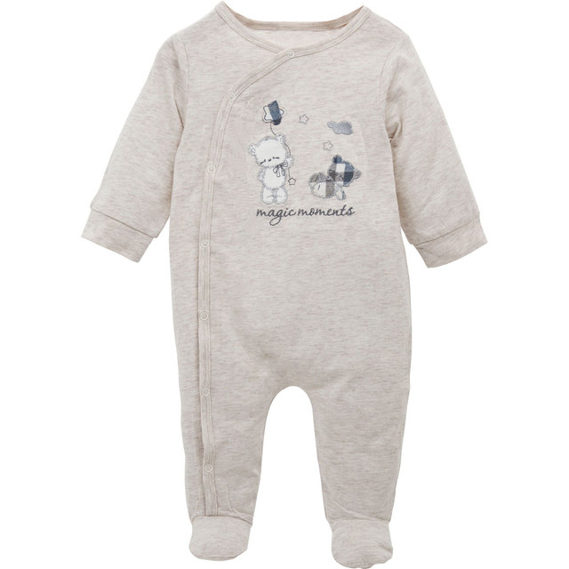 f82d2639f64d 2018 New Children pajamas baby rompers newborn baby clothes long ...