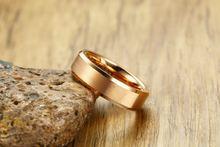 Модное винтажное обручальное кольцо из карбида вольфрама для