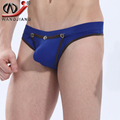 Sexy Mens G-Strings Thong Gay Penis Pouch Mens Underwear Sleepwear Fashion Sexy Male Bikini High-Elastic Man Thongs WJ
