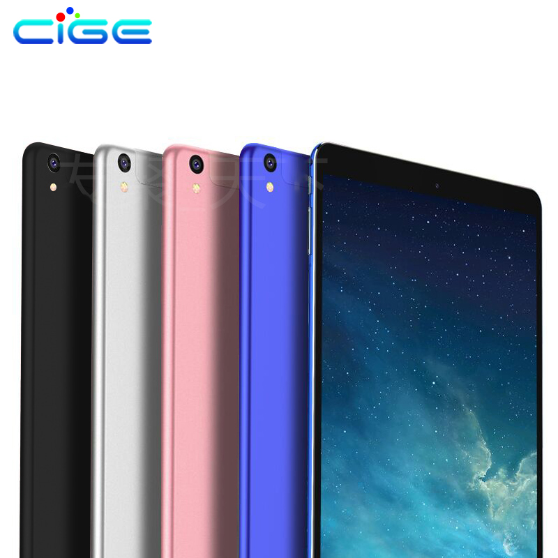 Free Shipping 10.1 Inch Octa Core 3G Android 6.0 Tablet PC 4GB RAM 64GB ROM Dual SIM Card Swifi Bluetooth GPS Tablets