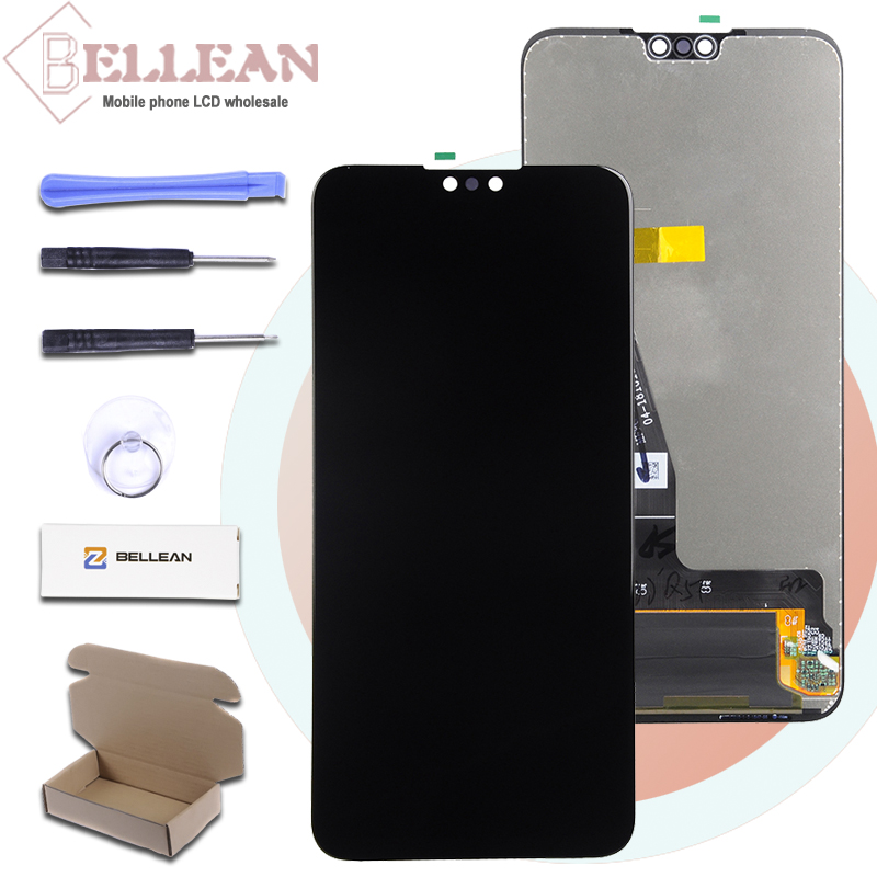 Promotion Catteny For <font><b>Huawei</b></font> <font><b>Y9</b></font> <font><b>2019</b></font> <font><b>Lcd</b></font> Display With Touch Screen Digitizer Assembly 6.5inch Enjoy 9 Plus Display Screen image