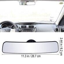 Универсальный Панорамный зеркало заднего вида с присоской широкоугольный Вид сзади детское зеркало для детский монитор автомобиля внутренние зеркала