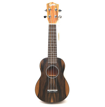 цена на 21 inch Soprano Uke 4 Strings ukulele walnut guita acoustic small guitar solid body professional ukelele Concert Free Shipping
