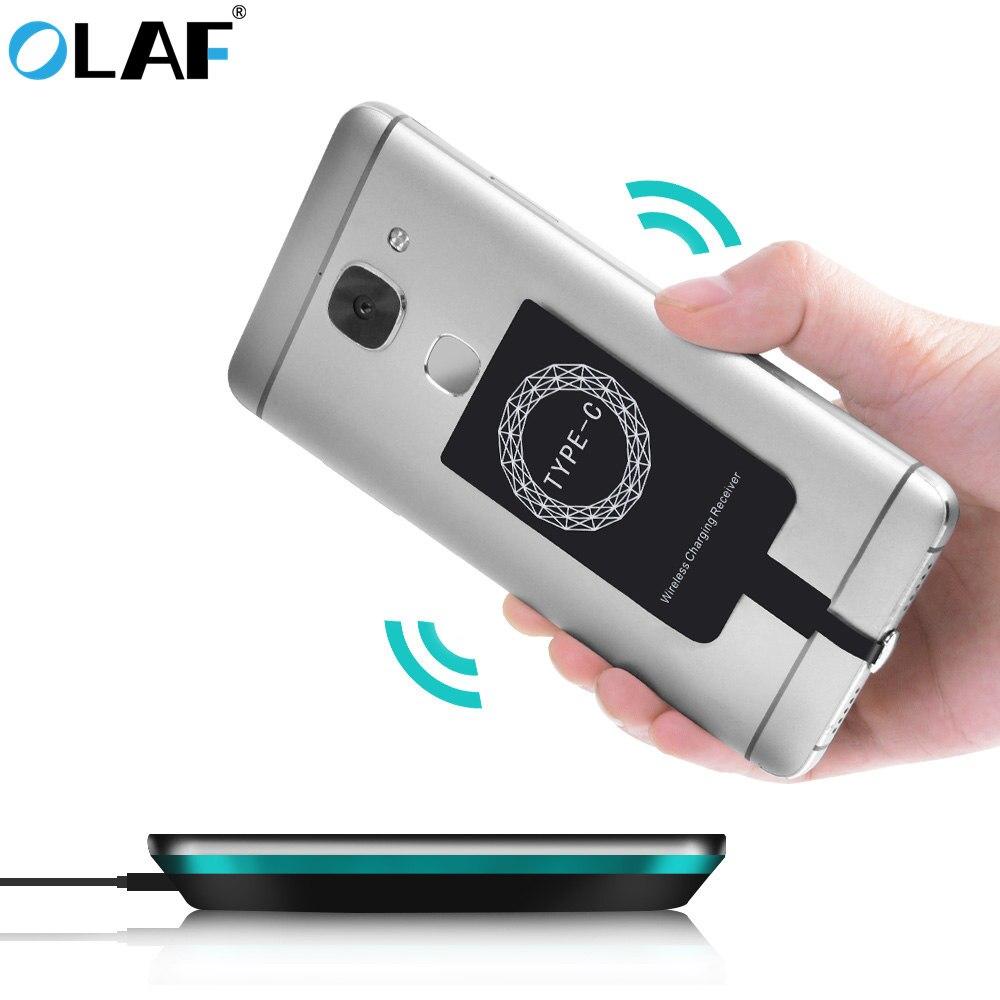 Universal Qi Wireless Charger Standard Smart Charging