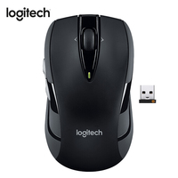 Logitech M546 Wireless Mouse Universal Office Mouse Home Using with 2.4GHz Optical 95.5g for PC/Laptop Gamer or Mouse Gamer