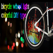 LED Light Double Sided Screen Display Image for Night Cycling