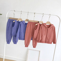 Toddler Girl Clothes Casual Solid Color Vest Jacket Pants 3pcs Spring Autumn Sport Suit for Girl Baby Girls Clothing Tracksuit