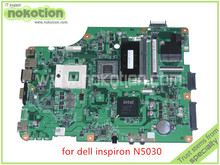CN-091400 91400 Mainboard For dell inspiron N5030 laptop motherboard intel GM45 DDR3