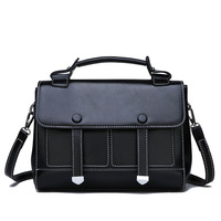 DIQQID Ladies Hand Bag For Women Messenger Bag Famous Brand Vintage PU Leather Women Handbag Pocket Kabelky Female Bag Luxury